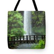 Silver Lake Falls Tote Bag