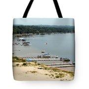 Silver Lake Michigan Tote Bag