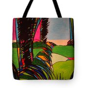 Silver Lining 9 Tote Bag