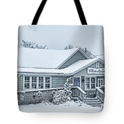 Silver Lining Gallery 6805 Tote Bag