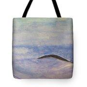 Silver Moon  Tote Bag