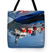 Silver Spirit Reflections Tote Bag