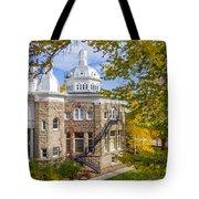 Silver State Autumn Tote Bag