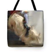Silver State Stampede 2014 Bull Rider Tote Bag