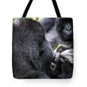 Silverback Grooming 1 Tote Bag