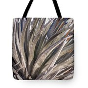 Silversword Detail Tote Bag