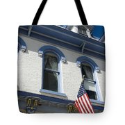 Silverton Hotel Tote Bag