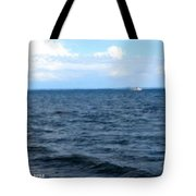 Silvias Ocean View Tote Bag