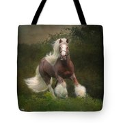 Simon And The Storm Tote Bag
