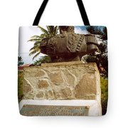 Simon Bolivar (1783-1830) Tote Bag by Granger