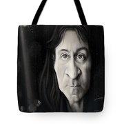 Simon Wright Tote Bag