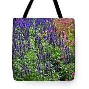 Simple Beauty - Purple And Pink Tote Bag