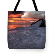 Simple Equilibrium Tote Bag