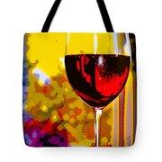 Wine - Simple Life Tote Bag