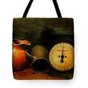 Simple Measures Tote Bag