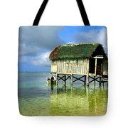 Simple Solitude Tote Bag