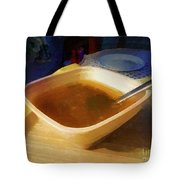 Simple Supper Tote Bag