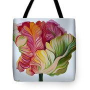 Simple Tulip Tote Bag