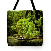 Simpler Times - Central Park - Nyc Tote Bag