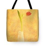 Simplicity -  No Words Tote Bag