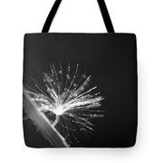 Simpliest Beauty - Bw Tote Bag