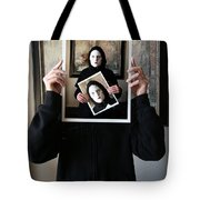 Simply A Matter Of Timing Tote Bag