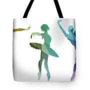 Simply Dancing 3 Tote Bag