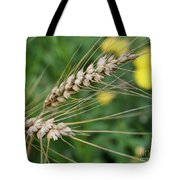 Simply Dried Grass Tote Bag