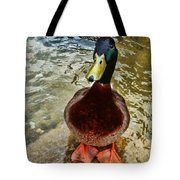 Simply Ducky Tote Bag