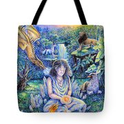 Simply Elemental Tote Bag