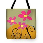 Simply Flowers Tote Bag