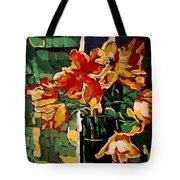 Simply Summer Tote Bag by Vickie Warner