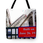 Since 1927 Tote Bag
