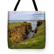 Sinclair Castle Scotland -1 Tote Bag