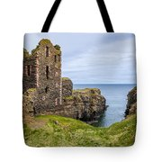 Sinclair Castle Scotland - 4 Tote Bag