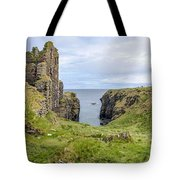 Sinclair Castle Scotland - 5 Tote Bag