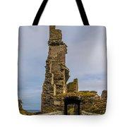 Sinclair Castle Scotland - 6 Tote Bag