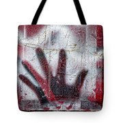 Sine Of The Wave Tote Bag