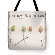 Sinful Love Tote Bag