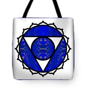 Sing A Song Of Eternity Abstract Chakra Art By Omaste Witkowski Tote Bag