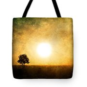 Sing In Silence Tote Bag