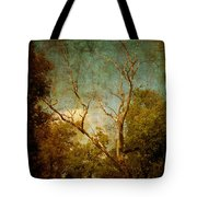 Sing No Sad Songs For Me Tote Bag