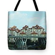 Singapore 11 Tote Bag