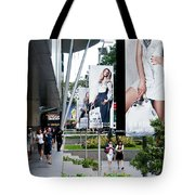 Singapore Orchard Road 02 Tote Bag