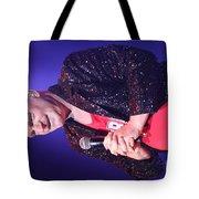 Singer Andy  Bell Tote Bag