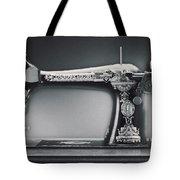 Singer Machine Tote Bag