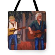Singing For The Angels Tote Bag