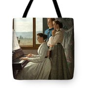 Singing A Ditty Tote Bag