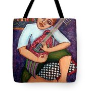 Singing Dreams Tote Bag