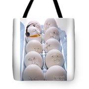 Singing Egg Tote Bag